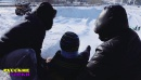 Катание на плюшках Тюбинг парк Русские Горки Красноярск