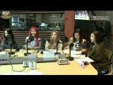 160316 Red Velvet @ Good Morning FM Radio
