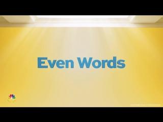 «В лучшем мире/The Good Place»: Curse Words