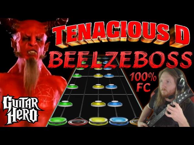 Tenacious D Beelzeboss 100% FC Guitar Hero Custom
