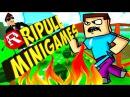ROBLOX 26 Ripull Minigames Игра как МУЛЬТ для ДЕТЕЙ РАЗВЛЕКАЙКА