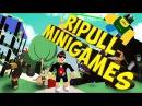 ROBLOX 27 Ripull Minigames Игра как МУЛЬТ для ДЕТЕЙ РАЗВЛЕКАЙКА