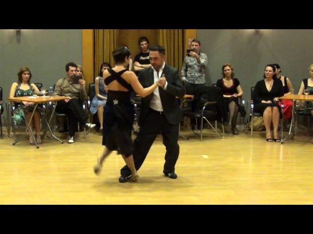 Alejandro Larenas y Marisol Morales. DT2015. El 2 baile.