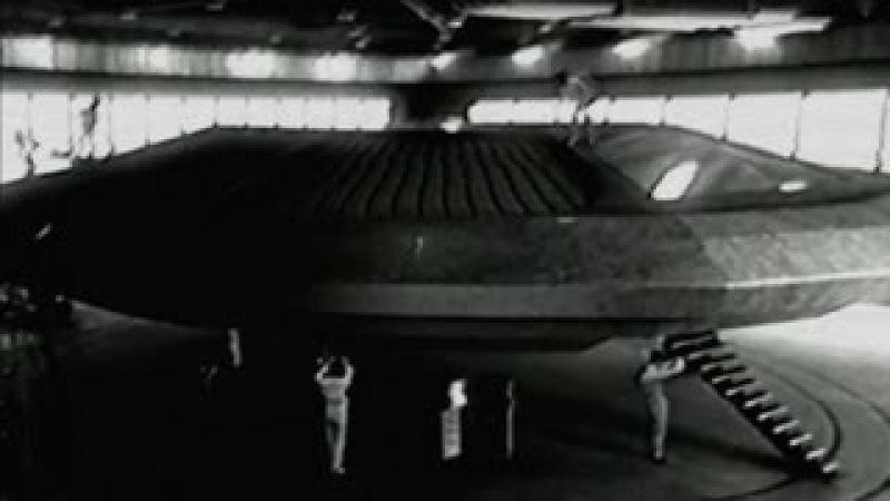 SCIENTISTS WORKING ON UFO - CGI (2012)
