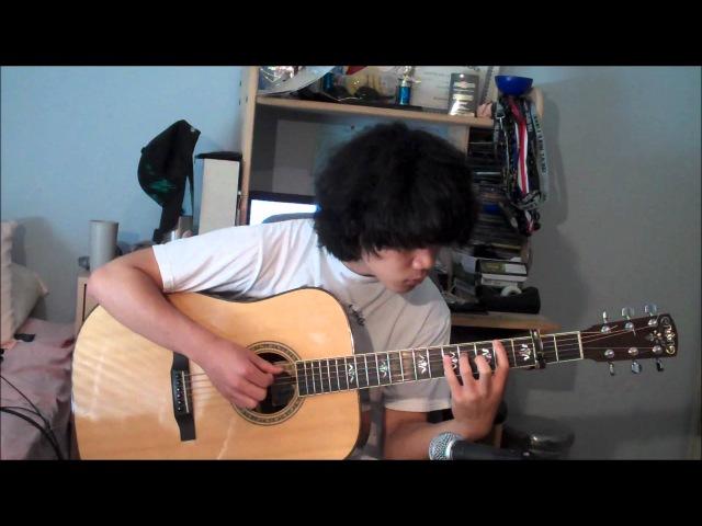 Ano Hi Mita Hana Aoi Shiori Guitar
