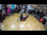 Хип Хоп Платформа BBoy Hercules / БиблиоНочь 2017