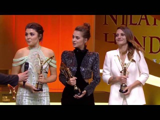 Pantene Altın Kelebek Ödül Töreni – Pantene Yıldızı Parlayanlar Ödülü