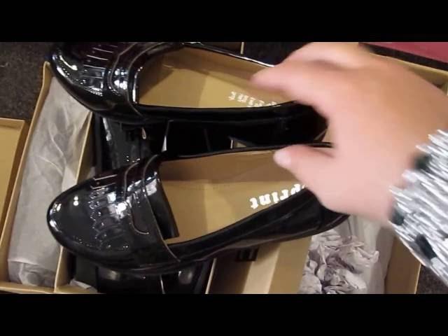 Женские лаковые туфельки SL-1 - интеренет-магазин