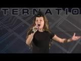 Рената с песней Эдит Пиаф