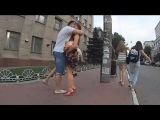 Знакомство с девушкой на улице. Пикап. Видео реальных знакомств