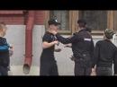 РЕАКЦИЯ ПОЛИЦИИ НА ДРАКУ в центре Москвы ПРАНК закончился арестом
