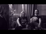 Kissin' Dynamite Interview (Kyiv 120716)