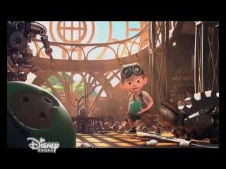 Джинглики на Канале Disney