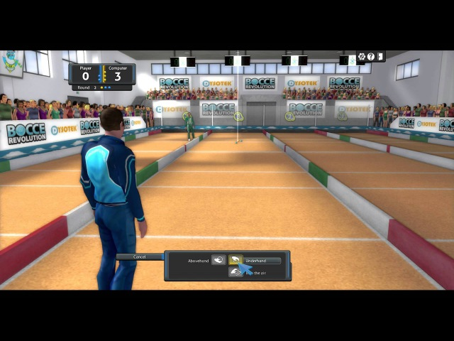 Bocce Revolution (launch trailer)