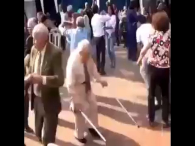 This quality is rachet. but so is grandpa. turnup I can't not crack the fuck up!