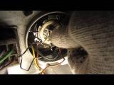 Замена всех лампочек фары на ВАЗ 2110-2112 ближнего и дальнего света, габаритов и по ...