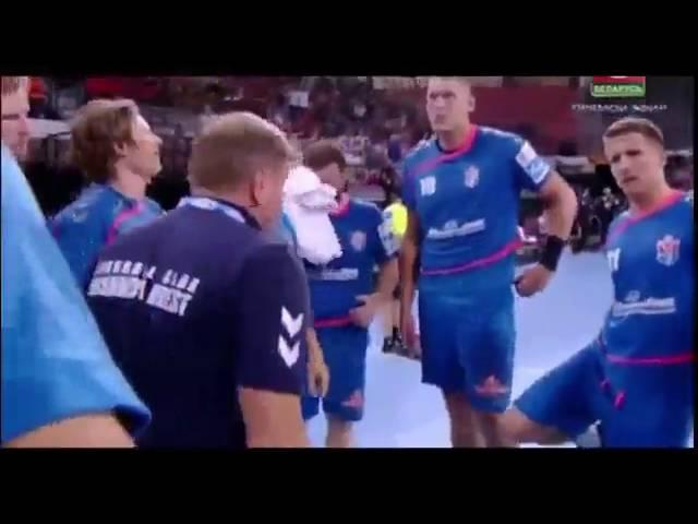 Как тренер БГК заряжает своих парней
