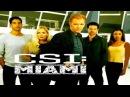 Место преступления Майами CSI Miami трейлер сериала.
