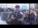 Музыканты на Новокузнецкой Москва. Демобилизация