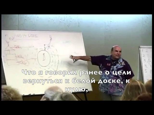 Семинар Тренинг Жизнь без ограничений Часть 3 Доктор Хью Лин Джо Витале Русские субтитры