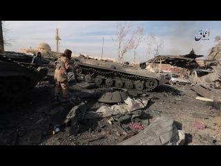Агентство: Мосул: сцены больницы мира после изгнания иракских войск из него