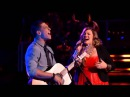 Duncan Kamakana vs Sarah Simmons The Voice Highlight