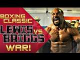Lennox Lewis vs Shannon Briggs (1998) HD