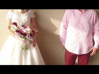 Video operator Timur! Amazing video of the best day in the life - Wedding!