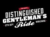 The Distinguished Gentlemans Ride 2015