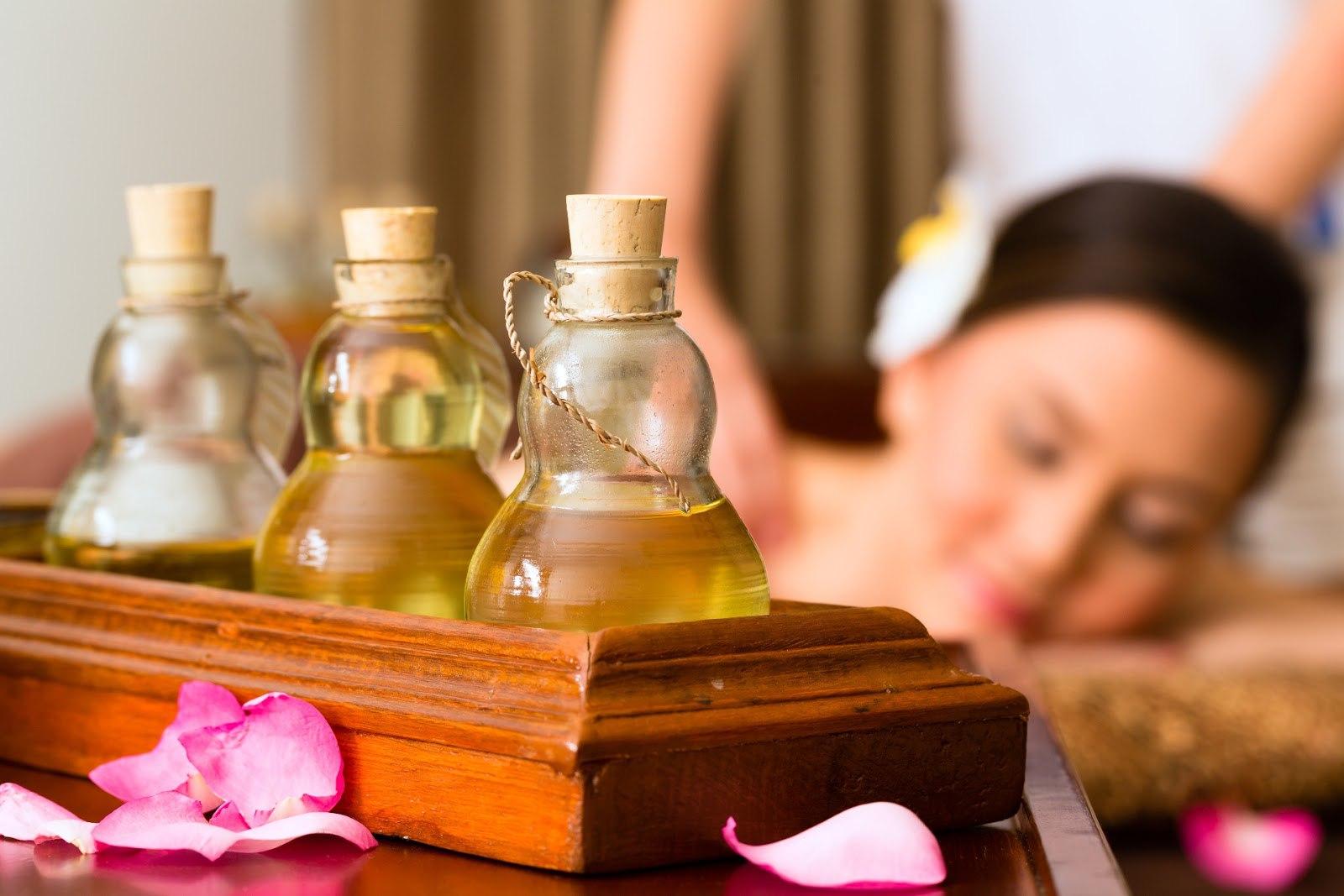 Что такое Ароматерапевтический массаж?