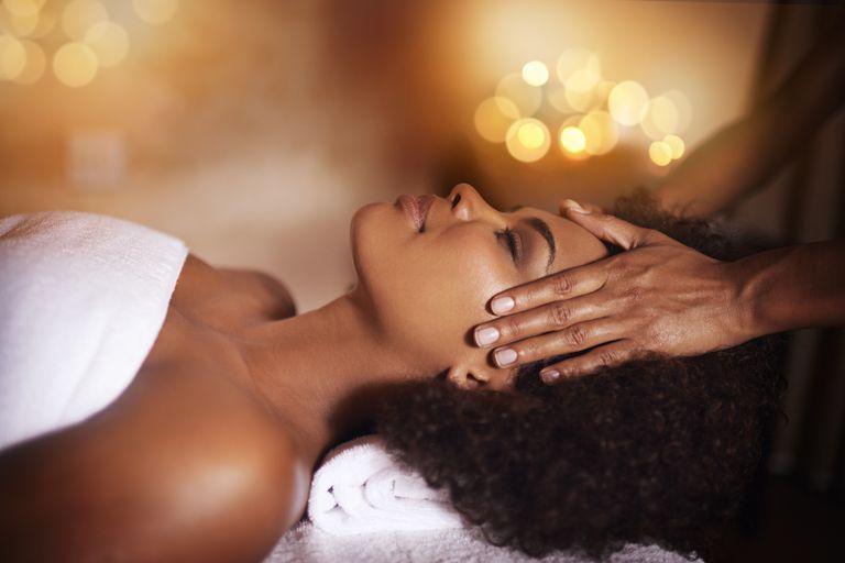Что такое Ароматерапевтический массаж