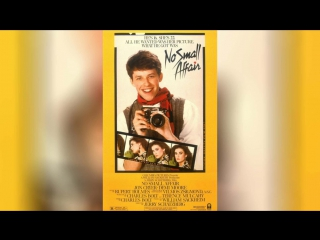 Только большое чувство (1984)   No Small Affair