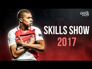 Kylian Mbappe - Catch Me - Crazy Skills Show, Tricks, Passes & Goals - 2017 | HD