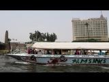 Каир с реки Нил. Тащусь от песни!