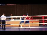 Бокс. Плотников Сергей(ДЮСШОР) vs Назаров Никита(Ринг)-52кг