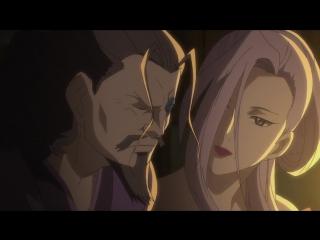 Reikenzan Hoshikuzu-tachi no Utage TB 2 3 серия русская озвучка AniStar Team / Гора Священного Меча Пир звёздной пыли 2 сезон 03
