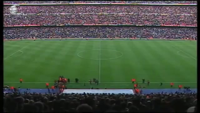 ЧИ 2004 05 30 тур Барселона Бетис 3 3