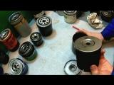 Вскрытие б_у масляных фильтров, найдено то, что убивает моторы ( 720p )