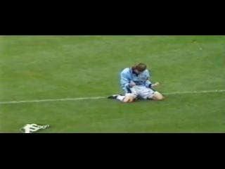Giuseppe Signori ● All Goals ● SS Lazio