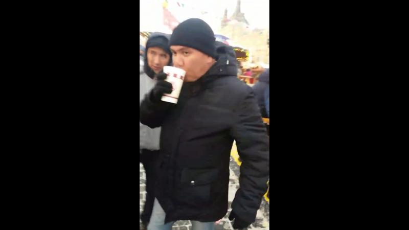 Москвадагы шаи