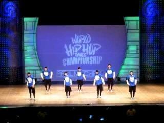 2011World Hip Hop Dance Championship Varsity Division Ruff Diamond United Kingdom