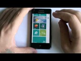 Обзор Samsung Omnia M на Windows Phone (review)