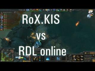 RoX.KIS vs RDL online - 28-03-2013 - WES Cyber News