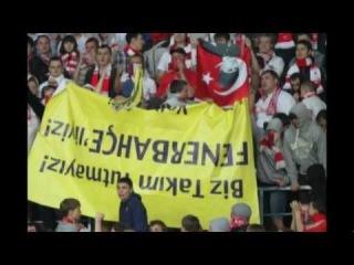 Spartak - Fenerbahce (21.08.12). Russian against islamization