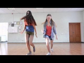 "Конкурс ""Империя танца 2013"" Куренышева М. и Романова А."