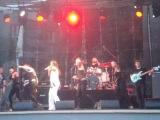 Концерт Ани Лорак в Губкине. Белгородская область.