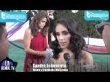 Entrevista a Sandra Echeverria Carpeta Verde de los Latin Grammy 2011