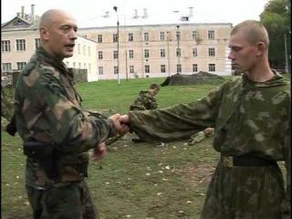 Боевая система Спецназ  Бесконтактный бой  Фильм 7