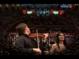 Anna Netrebko and Joshua Bell Morning by Richard Strauss in the Royal Albert Hall  (2007)