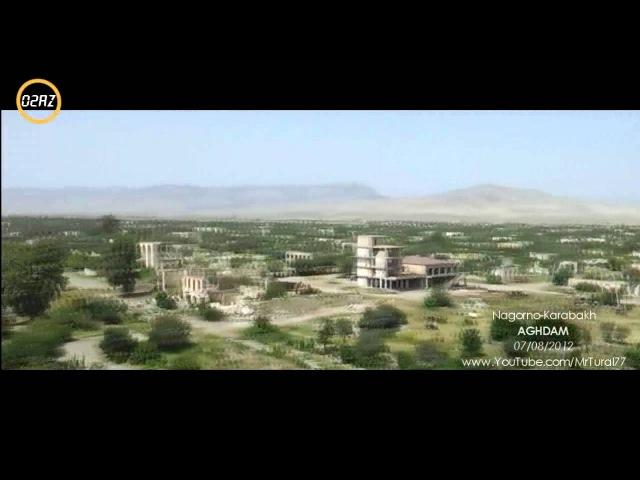 Nagorno-Karabakh Aghdam 07.08.2012
